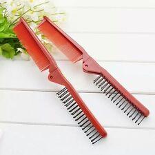 Brush Handy Travel Antistatic Hairbrush Folding Combs Portable Tools Hair Comb