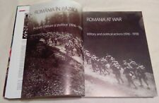 Romania EXCEPTIONAL book catalog  Romanian in the GREAT WAR 1916-1918