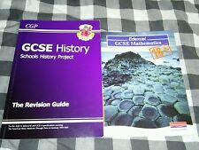 GCSE History & Maths Revision Guides