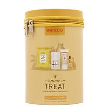 Burt's Bees NATURE'S TREAT Gift Set Face/Cloths/Moisturiser/Lip/Balm/Body/Lotion