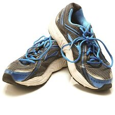 Brooks Dyad 7 Running Athletic Training Fitness Shoes Mens Size 9 Blue Black