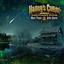 Halley's Comet:Around The Piano With Mark Twain & John Davis CD (NEW) HTF!