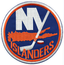 "1984-94 ERA NEW YORK ISLANDERS NHL HOCKEY VINTAGE 8"" ROAD JERSEY PATCH"