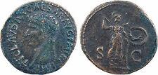 Claude, as, Rome 41-50, Minerve - 5