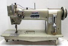 "Pfaff 142 Needle Feed Split Bar 2-Needle 1/4"" Gauge Industrial Sewing Machine"