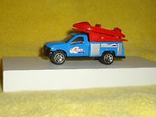 Matchbox 60th Anniversary Outdoor Adventure - Ford F-Series Truck - Blue