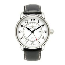 ZEPPELIN LZ127 Graf Zeppelin Quartz, 7642-1, GMT, white