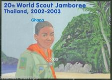 GHANA  IMPERF 20TH WORLD SCOUT JAMBOREE 2003  SOUVENIR SHEET SC#2328   MINT NH