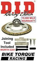 Yamaha XS650 75-81 DID Upgrade Chain And Sprocket Kit + Tool