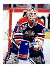 Bill Ranford Signed 8x10 Photo Autographed Hockey Oilers