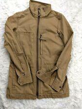 MadewellFleet Utility Military Women's Jacket XXS 100 Cotton EUC Full Zip