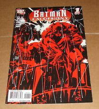 Batman Cacophony #1 1st Print Kevin Smith Walter Flanagan Dc Comics