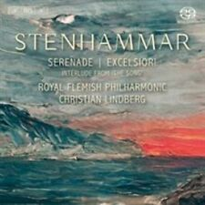 Stenhammar Serenade Christian Lindberg Royal Flemish Philharmonic Bis Bis2