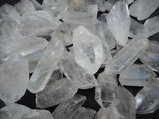 Quartz Points 3 POUNDS Gemstone  Bulk WHOLESALE LOT  CHAKRA HEALING