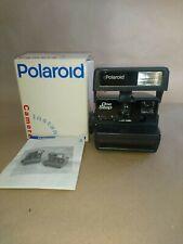 Polaroid 600 One Step Come Nuova Con Istruzioni E Scatola vintage