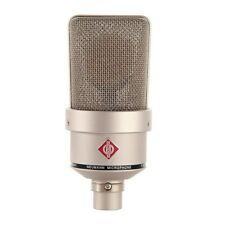 Neumann TLM 103 Large Diaphragm Condenser Microphone Pro Audio Equipment Nickel