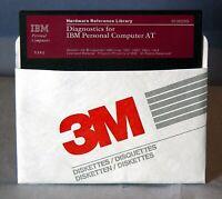 Diagnostics disk for IBM Personal Computer AT- 6138299  Version 1.02
