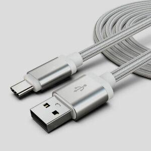USB C Ladekabel Typ C Kabel für Samsung Galaxy S8 S9 S10 A50 A20 Huawei P20 P30