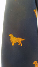 English Irish Setter Necktie excellent - dog tie men's