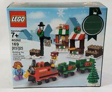 New Sealed Lego Limited 2017 Holiday 40262 Christmas Train Ride Minifigure