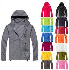Men Women Windproof Waterproof Jacket Bike Bicycle Outdoors Sports Rain Coat Hot