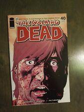 Walking Dead #40 VF-NM (2007) Image comics Kirkman