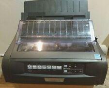 Okidata Microline 420 Dot Matrix Printer
