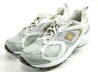 New Balance 408 $100 Women's Walking Shoes Size 10 (D) Wide Gray Pink