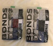 BONDS Boys 6x Boys Trunk Size 10/12
