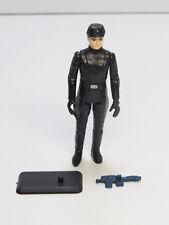 Imperial Commander Complete Vintage Star Wars Figure Authentic LFL 1980 HK