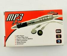Vintage MP3 Pen Built in Voice Recorder 256 MB New in Box
