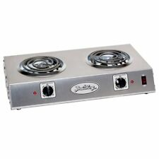 Broil King CDR-1TB Professional Double Hot Plate, Gray