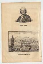 Schiraz-Iran-Persien - Christoph Willibald Gluck - Portrait - Lithographie 1840