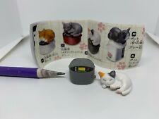 U162 Dollhouse Set of 2 Hello Kitty Clear Glasses Sanrio Miniature re-ment 1:12