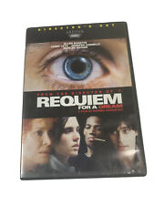 Requiem For A Dream Dvd 2001 Unrated Jared Leto Jennifer Connelly