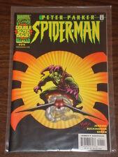 SPIDERMAN PETER PARKER #25 VOL1 MARVEL COMICS JANUARY 2001