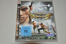 PLAYSTATION 3 gioco-Virtua Fighter 5-SEGA-TEDESCO COMPLETO ps3