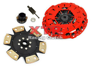 XTR  STAGE 4 SPORT CLUTCH KIT 1999-2000 BMW 328i 328ci E46 528i E39 Z3 2.8L M52