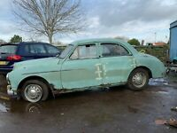 mg magnette for restoration or a very good source of parts