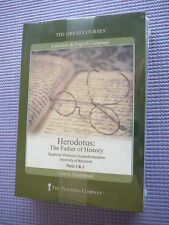 Teaching Co Great Courses  DVDs         HERODOTUS             new & sealed