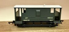WRENN W5513W B.R.Grey LWB Guards Van - Brand New version - Boxed