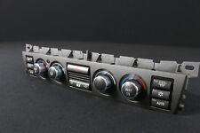 BMW 7er E65 Facelift Climat Panel Store Arrière 6956611 Unité de Commande