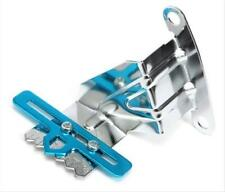 """Adjustable Chrome Timing Tab for Small Block Chevy V8's with  8"""" Balancer"""