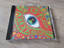 The 13th Floor Elevators - The Psychedelic Sounds Of CD