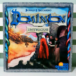 Dominion Intrigue 1st Edition Board Game!