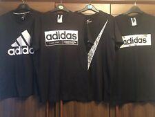 Listing Is For 4 Mens/teens Small T Shirts Adidas Nike Black