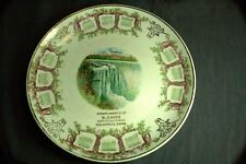 1910 Calendar plate Niagra Compliments Sleases Everything to Wear Columbus KS