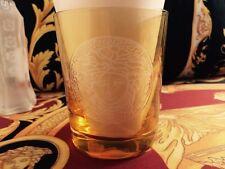 VERSACE MEDUSA VODKA GLASS CANDLE HOLDER LIGHT VOTIVE ROSENTHAL NEW SALE