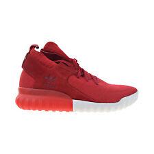 adidas Tubular x Primeknit Scarlet