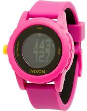 Nixon deporte Watch Genie Rosa damas A326644